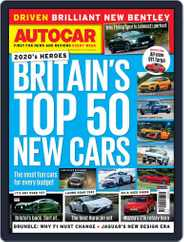 Autocar (Digital) Subscription May 20th, 2020 Issue