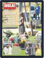 Hola (Digital) Subscription June 3rd, 2020 Issue