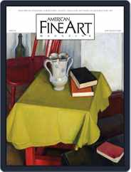 American Fine Art (Digital) Subscription July 1st, 2020 Issue