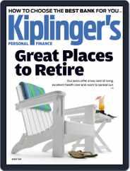 Kiplinger's Personal Finance (Digital) Subscription August 1st, 2020 Issue