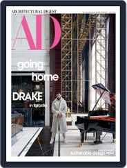Architectural Digest (Digital) Subscription May 1st, 2020 Issue