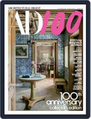 Architectural Digest (Digital) Subscription January 1st, 2020 Issue