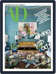 Architectural Digest (Digital) Subscription December 1st, 2019 Issue
