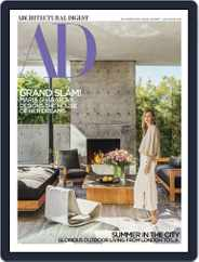 Architectural Digest (Digital) Subscription July 1st, 2019 Issue