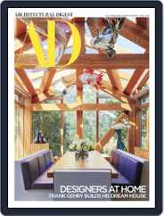 Architectural Digest (Digital) Subscription April 1st, 2019 Issue