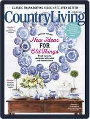 Country Living (Digital) Subscription November 1st, 2019 Issue