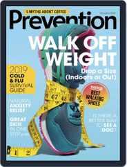Prevention (Digital) Subscription October 1st, 2019 Issue