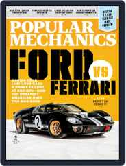 Popular Mechanics (Digital) Subscription November 1st, 2019 Issue