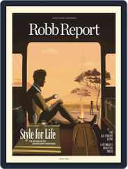 Robb Report (Digital) Subscription March 1st, 2020 Issue