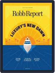 Robb Report (Digital) Subscription January 1st, 2020 Issue