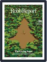 Robb Report (Digital) Subscription December 1st, 2019 Issue