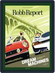 Robb Report (Digital) Subscription August 1st, 2019 Issue