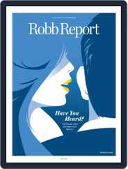 Robb Report (Digital) Subscription May 1st, 2019 Issue