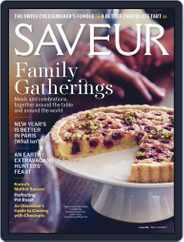 Saveur (Digital) Subscription December 1st, 2016 Issue