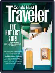 Conde Nast Traveler (Digital) Subscription May 1st, 2019 Issue