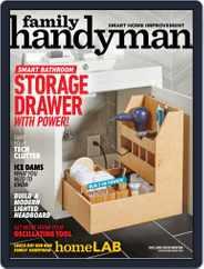 Family Handyman (Digital) Subscription December 1st, 2019 Issue