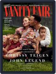 Vanity Fair (Digital) Subscription December 1st, 2019 Issue