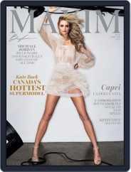 Maxim (Digital) Subscription March 1st, 2020 Issue