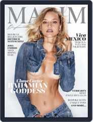 Maxim (Digital) Subscription November 1st, 2018 Issue