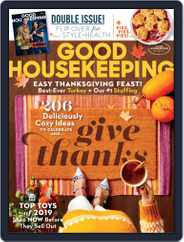 Good Housekeeping (Digital) Subscription November 1st, 2019 Issue