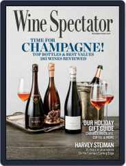 Wine Spectator (Digital) Subscription December 15th, 2019 Issue