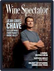 Wine Spectator (Digital) Subscription November 30th, 2019 Issue