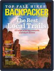 Backpacker (Digital) Subscription September 1st, 2019 Issue
