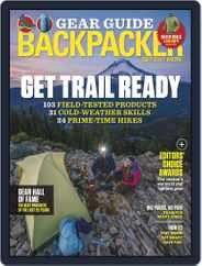 Backpacker (Digital) Subscription November 1st, 2018 Issue