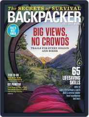 Backpacker (Digital) Subscription October 1st, 2018 Issue