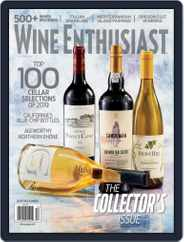 Wine Enthusiast (Digital) Subscription December 1st, 2019 Issue