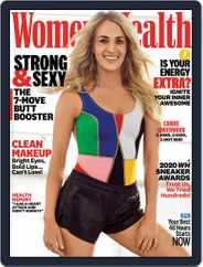 Women's Health (Digital) Subscription April 1st, 2020 Issue