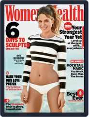 Women's Health (Digital) Subscription January 1st, 2020 Issue