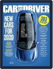 Car and Driver (Digital) Subscription October 1st, 2019 Issue
