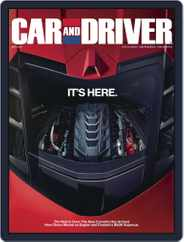 Car and Driver (Digital) Subscription September 1st, 2019 Issue