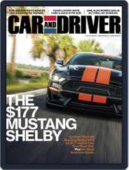 Car and Driver (Digital) Subscription August 1st, 2019 Issue