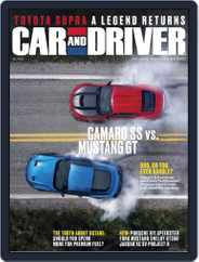 Car and Driver (Digital) Subscription July 1st, 2019 Issue