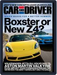 Car and Driver (Digital) Subscription June 1st, 2019 Issue
