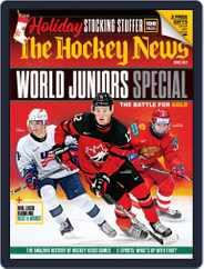 The Hockey News (Digital) Subscription December 9th, 2019 Issue