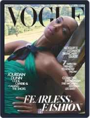 British Vogue (Digital) Subscription November 1st, 2019 Issue