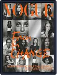 British Vogue (Digital) Subscription September 1st, 2019 Issue