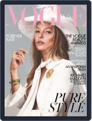 British Vogue (Digital) Subscription May 1st, 2019 Issue