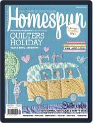 Australian Homespun (Digital) Subscription February 1st, 2020 Issue