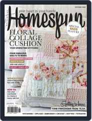 Australian Homespun (Digital) Subscription October 1st, 2019 Issue