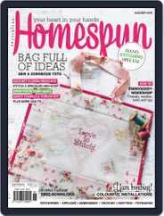Australian Homespun (Digital) Subscription August 1st, 2019 Issue