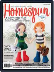 Australian Homespun (Digital) Subscription October 1st, 2018 Issue