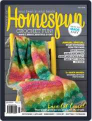Australian Homespun (Digital) Subscription July 1st, 2018 Issue