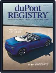 duPont REGISTRY (Digital) Subscription August 1st, 2020 Issue