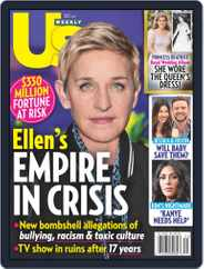 Us Weekly (Digital) Subscription August 3rd, 2020 Issue