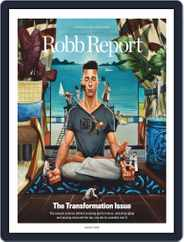 Robb Report (Digital) Subscription August 1st, 2020 Issue