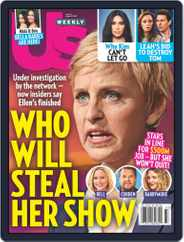 Us Weekly (Digital) Subscription August 17th, 2020 Issue